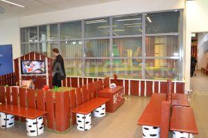 Детская игровая в ИКЕА Дыбенко