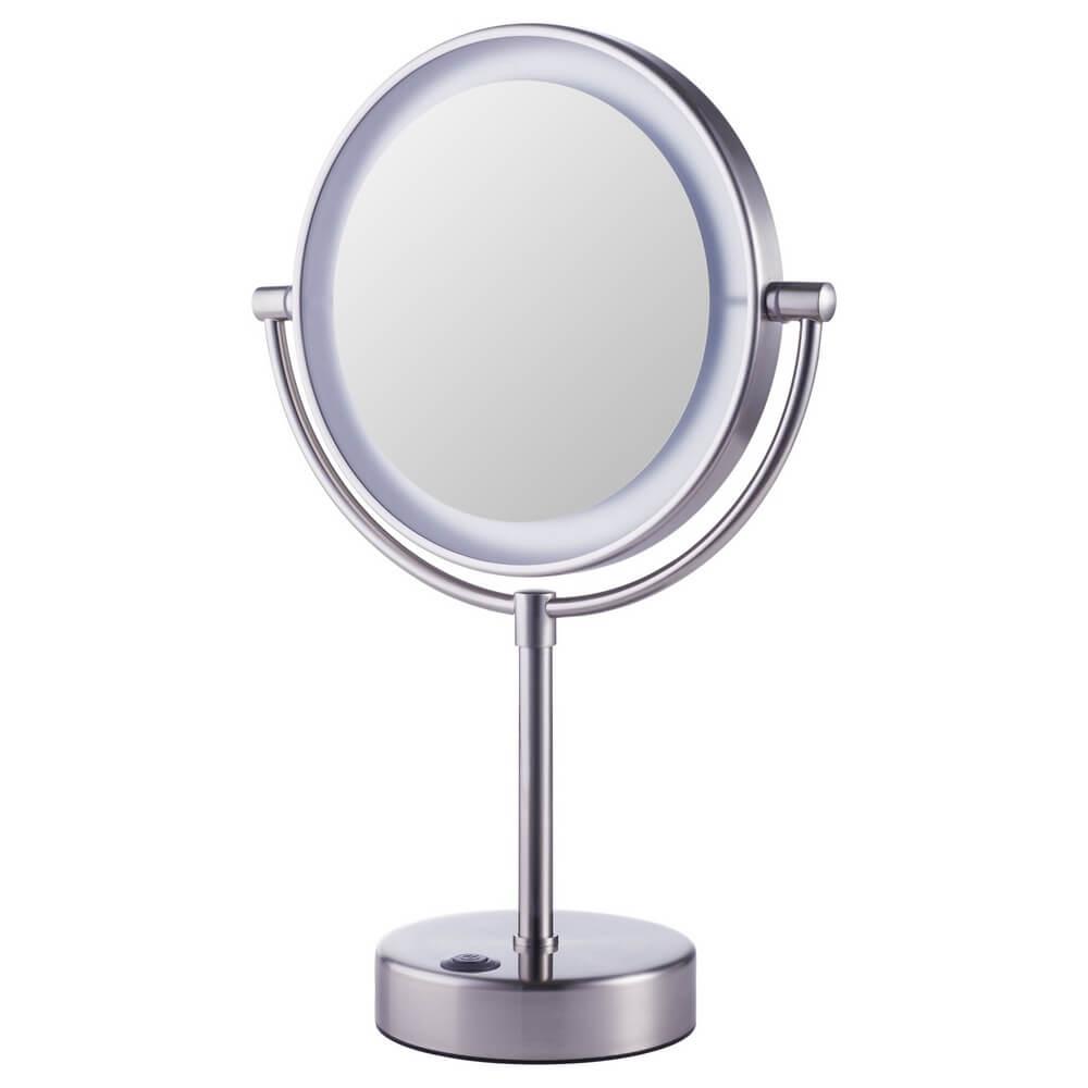 Зеркало с подсветкой КАЙТУМ