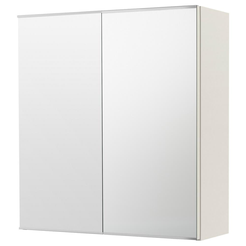 Зеркальный шкаф с 2 дверцами ЛИЛЛОНГЕН