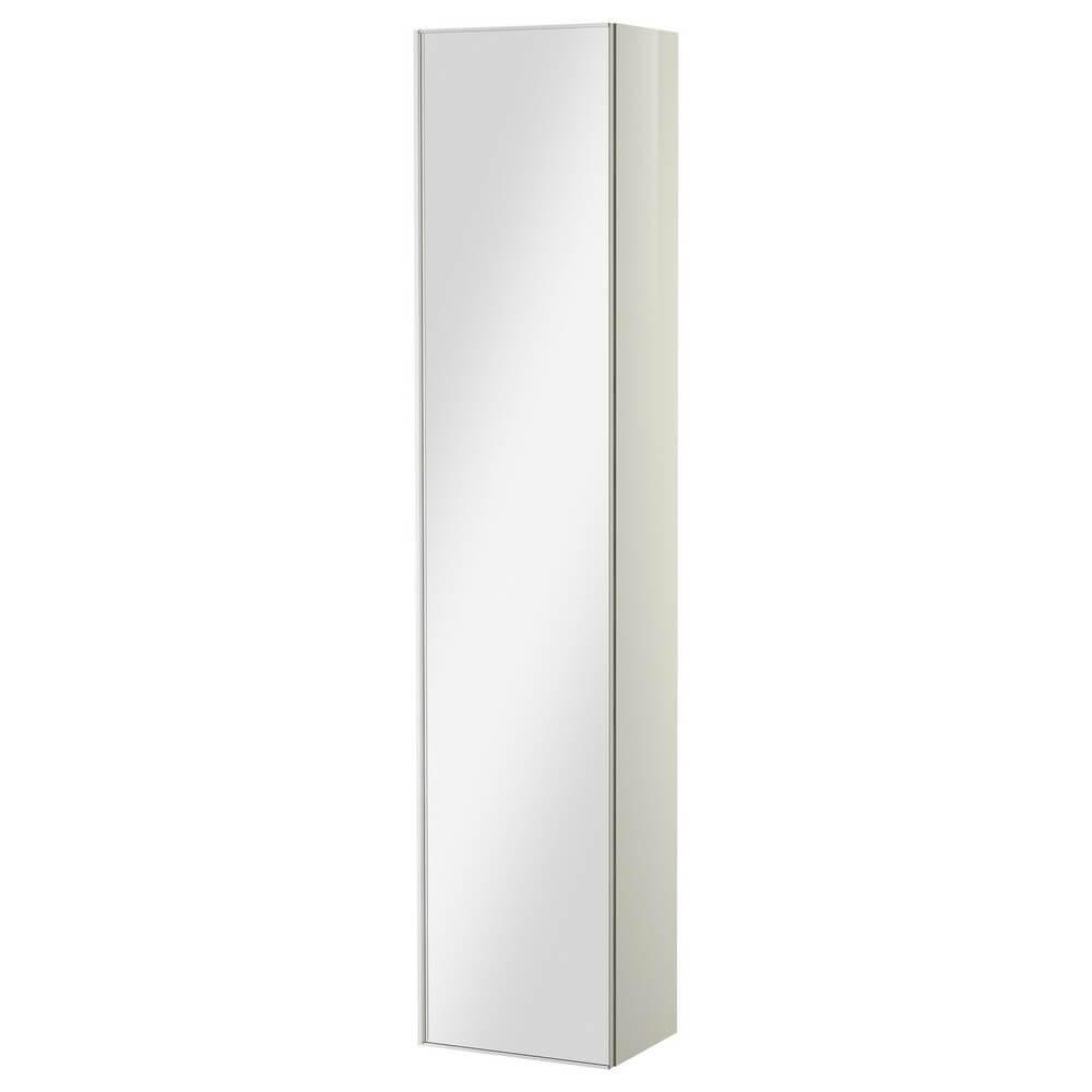 Высокий шкаф с зеркальной дверцей ГОДМОРГОН