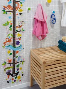 Скамья в ванную