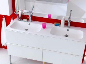 Стильная мебель в ванную