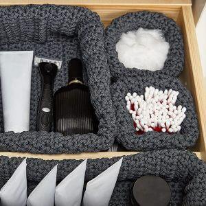 Вставки в ящики для ванной