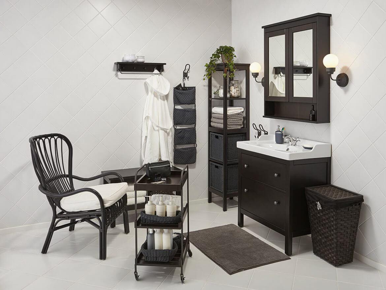 Ванные комнаты ИКЕА