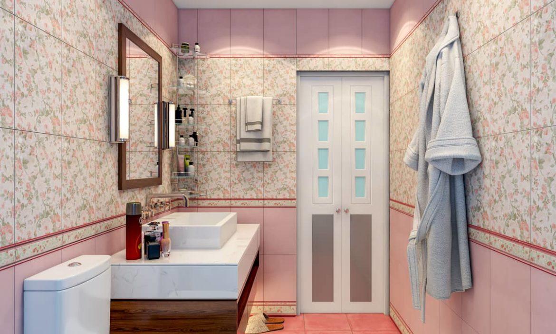 Как выбрать двери для ванной и туалета