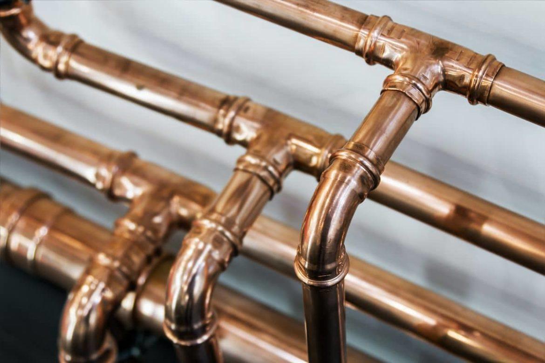 Основные типы сантехнических труб