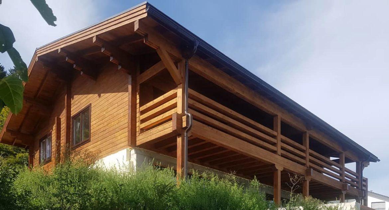 7 причин выбрать деревянный дом
