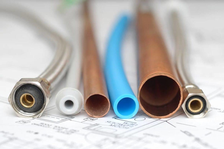 Особенности материалов сантехнических труб