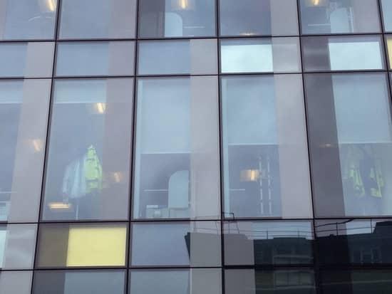 Классический метод остекления фасадов