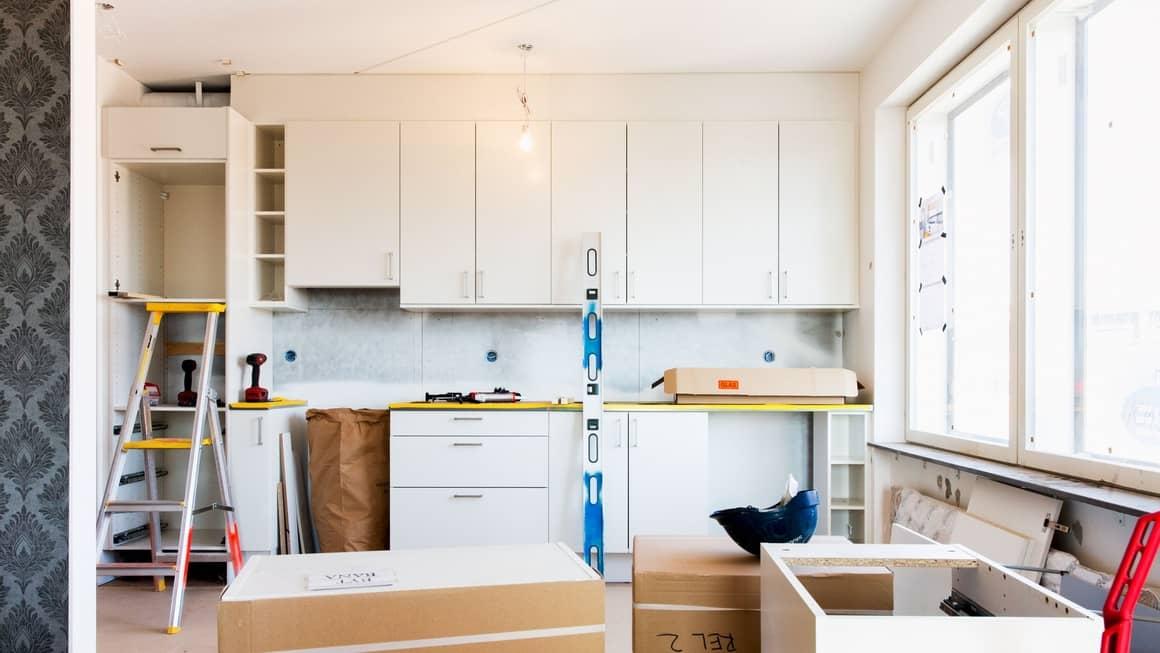 Можно ли зимой делать ремонт в квартире?