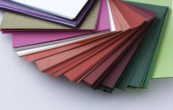 Существует огромный выбор разнообразной бумажной продукции