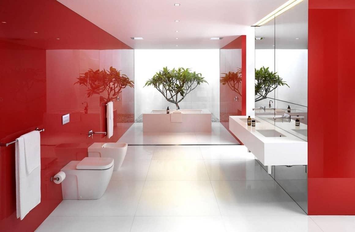 Натяжные потолки в ванной: советы экспертов
