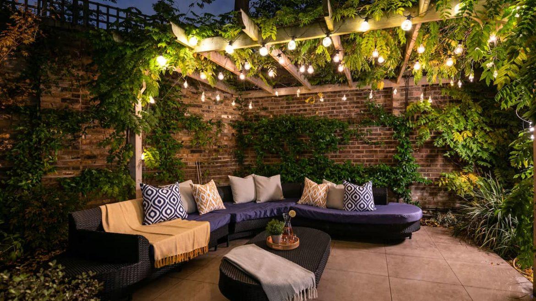 Уличные фонари: романтическое решение для вашего сада