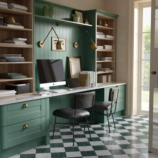 Для домашнего офиса крайне важно иметь уединенное место