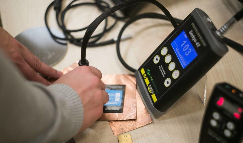 Назначение приборов для ультразвукового контроля