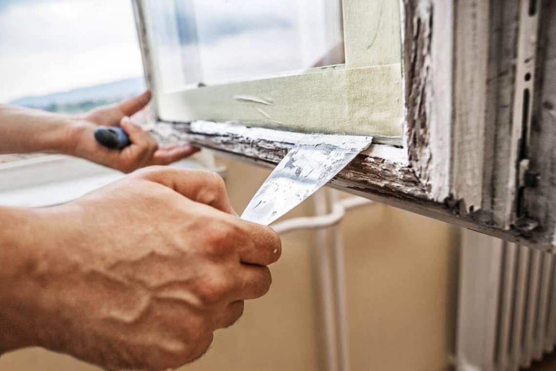 Самостоятельный ремонт и замена окон