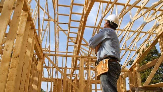 Расходы напрямую зависят от выбранного материала строительства